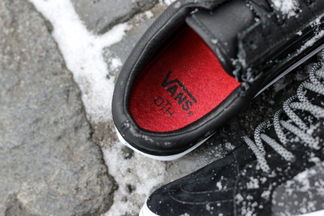 Vans X Raised by Wolves